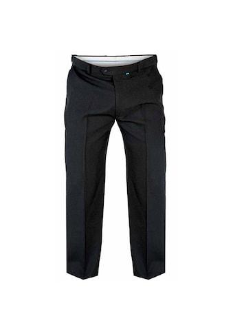 Duke Clothing Bügelfaltenhose »Herren Kingsize Max D555 Hose verstellbarer Bund« kaufen