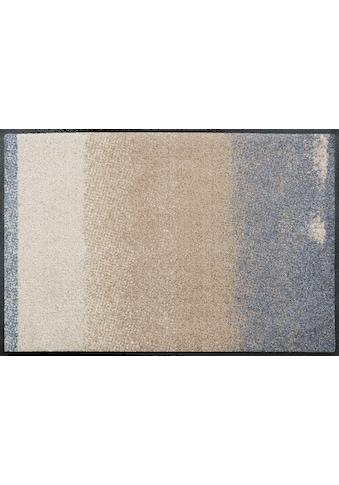 wash+dry by Kleen-Tex Fussmatte »Medley«, rechteckig, 9 mm Höhe, Schmutzfangmatte, In-... kaufen