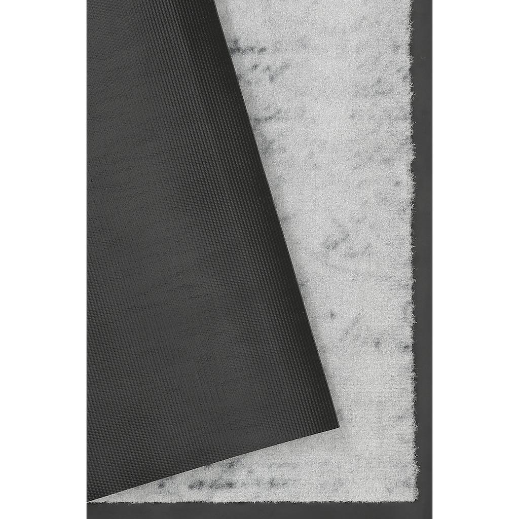 HANSE Home Fussmatte »Krone«, rechteckig, 9 mm Höhe, Schmutzfangmatte