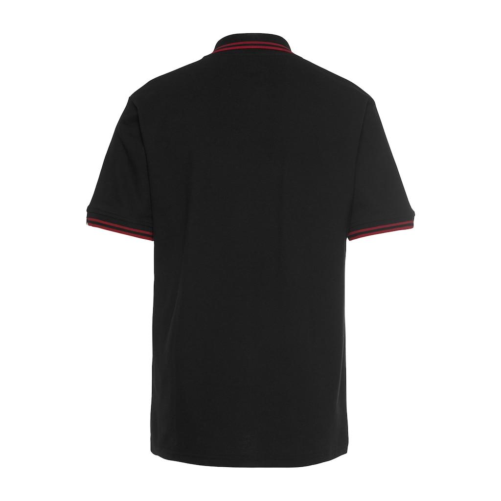 Alpha Industries Poloshirt »TWIN STRIPE POLO II«