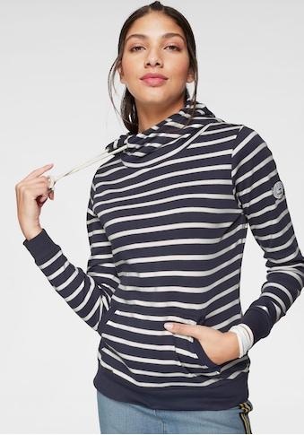 KangaROOS Kapuzensweatshirt, mit überlappender Kapuze kaufen