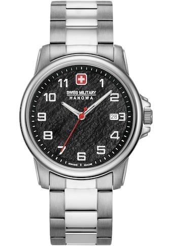 Swiss Military Hanowa Schweizer Uhr »SWISS ROCK, 06-5231.7.04.007.10« kaufen
