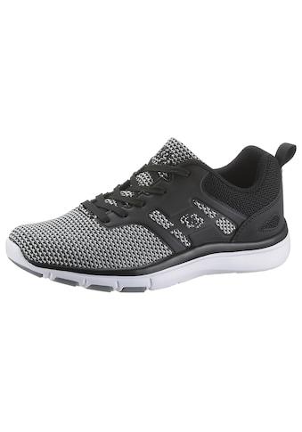 BRÜTTING Sneaker »Skill«, im Knitwear-Look kaufen