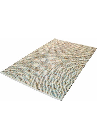 Teppich, »Aperitif 310«, Kayoom, rechteckig, Höhe 7 mm, handgewebt kaufen