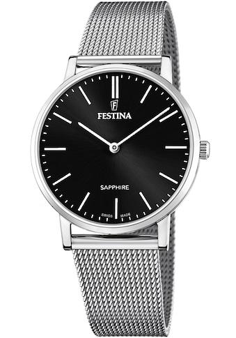 Festina Schweizer Uhr »Festina Swiss Made, F20014/3« kaufen