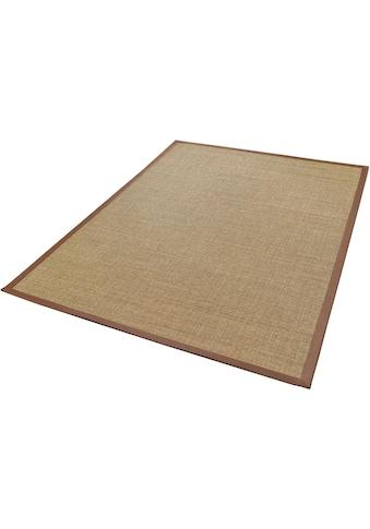 Dekowe Sisalteppich »Mara S2 mit Bordüre«, rechteckig, 5 mm Höhe, Flachgewebe,... kaufen