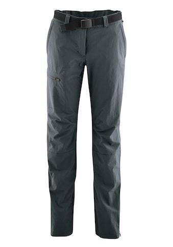 Maier Sports Funktionshose »Inara slim«, Schmal geschnitte Outdoorhose aus elastischem... kaufen