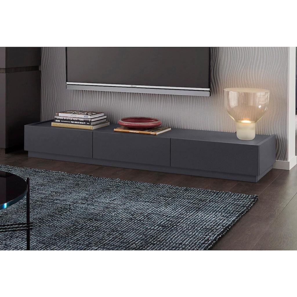 Places of Style TV-Board »Zela«, mit 3 Schubladen, Breite 184 cm