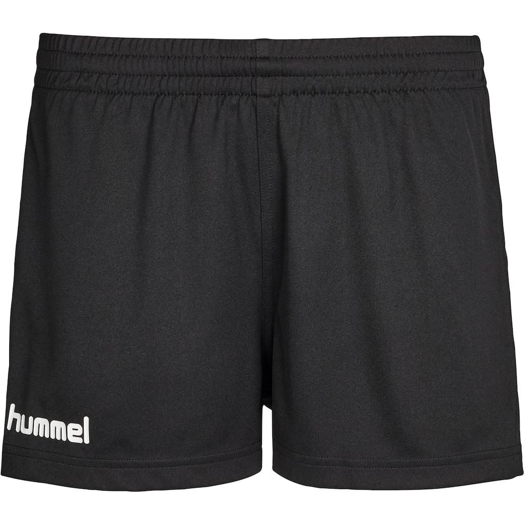 hummel Shorts »CORE WOMENS SHORTS«