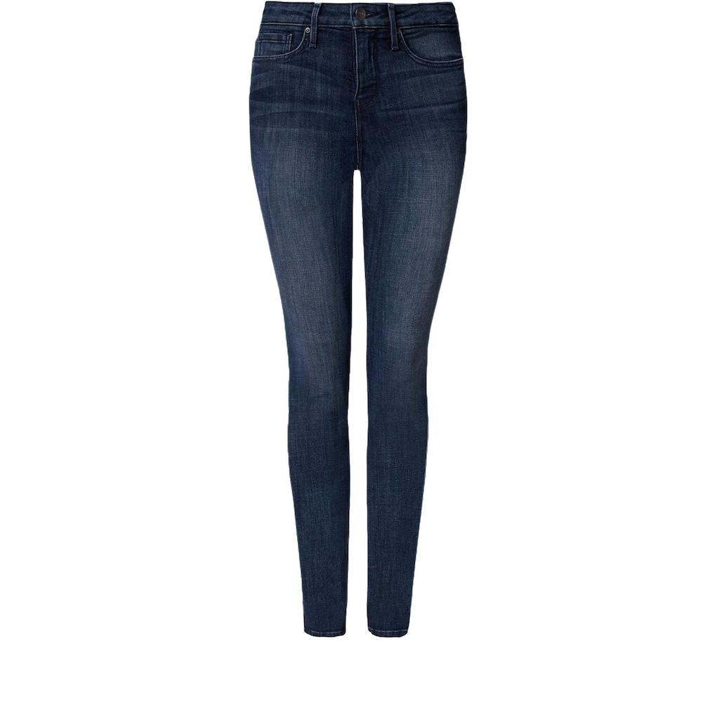 NYDJ Skinny-fit-Jeans »in Crosshatch Denim«, Ami Skinny