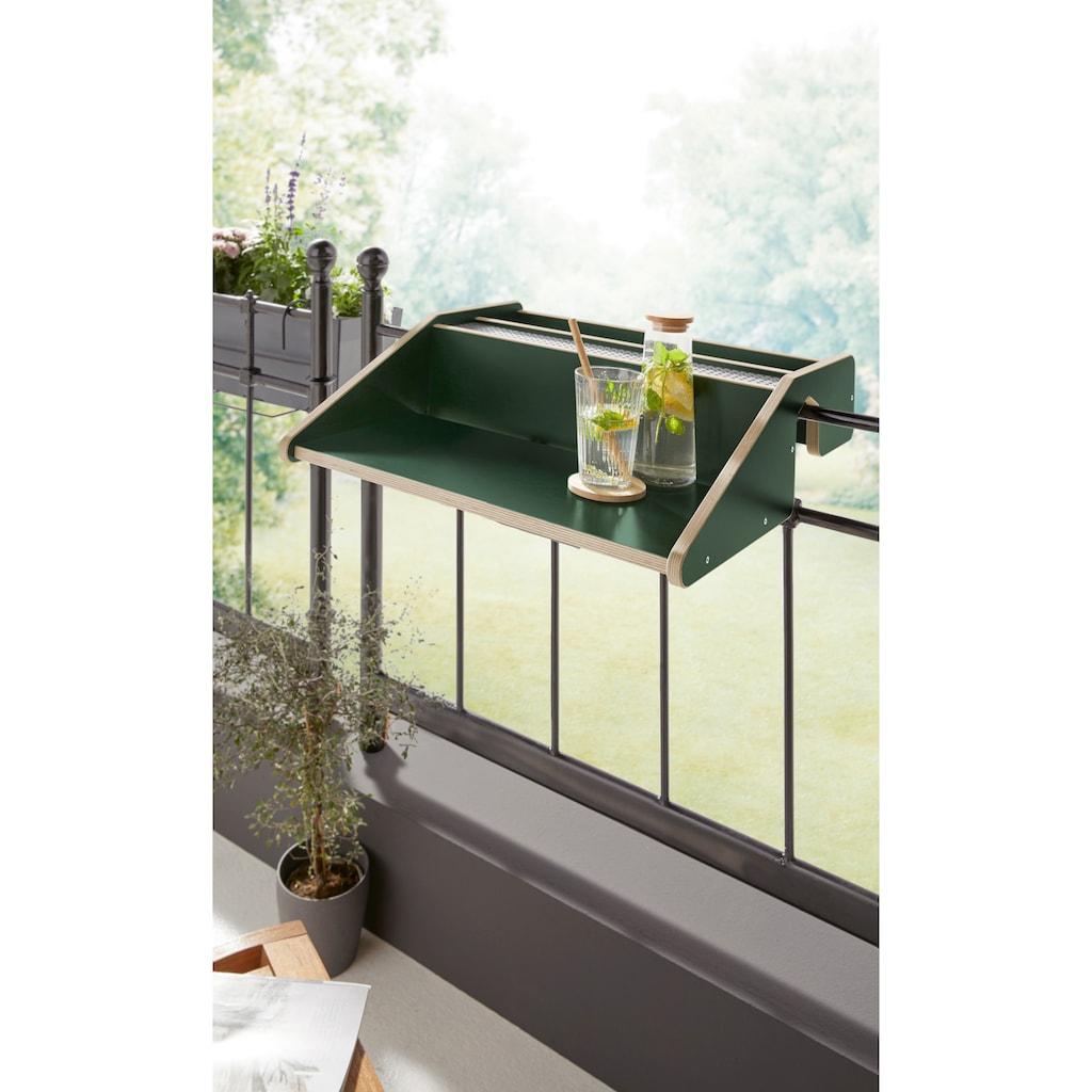 andas Balkonhängetisch »Rayling«
