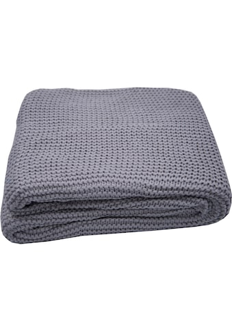 Plaid »Plain Knit«, TOM TAILOR kaufen