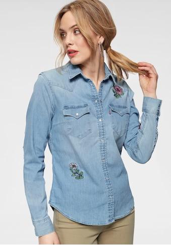 Levi's® Jeansbluse »Ultimate Western - Shirt« kaufen
