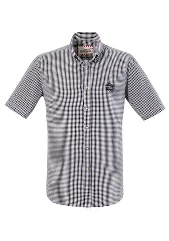 Andreas Gabalier Kollektion Trachtenhemd, Herren in Karooptik mit Mountainman-Logo... kaufen