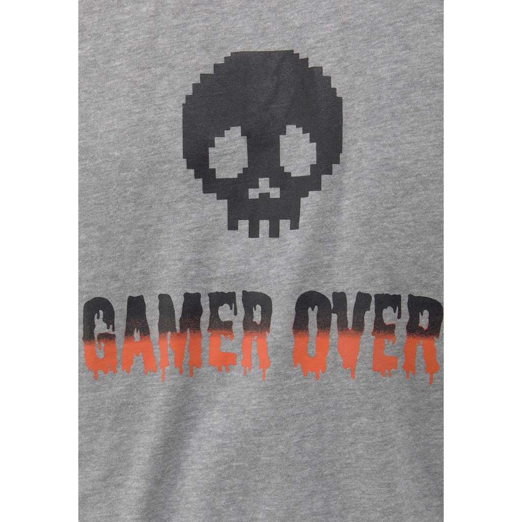 Arizona Kapuzenshirt »GAMER OVER«