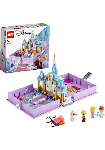 LEGO® Konstruktionsspielsteine »Annas und Elsas Märchenbuch (43175), LEGO® Disney... kaufen