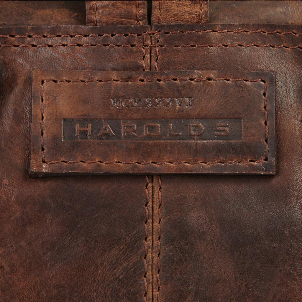 Harold's Laptoprucksack »SADDLE«, Rucksack