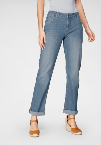 BLUE FIRE Relax-fit-Jeans »OLIVIA-BF«, hoher Komfort durch Elasthan-Anteil kaufen