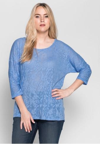 Sheego 3/4 - Arm - Shirt kaufen