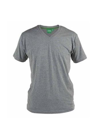 Duke Clothing T-Shirt »Herren Signature-1 mit V-Ausschnitt« kaufen