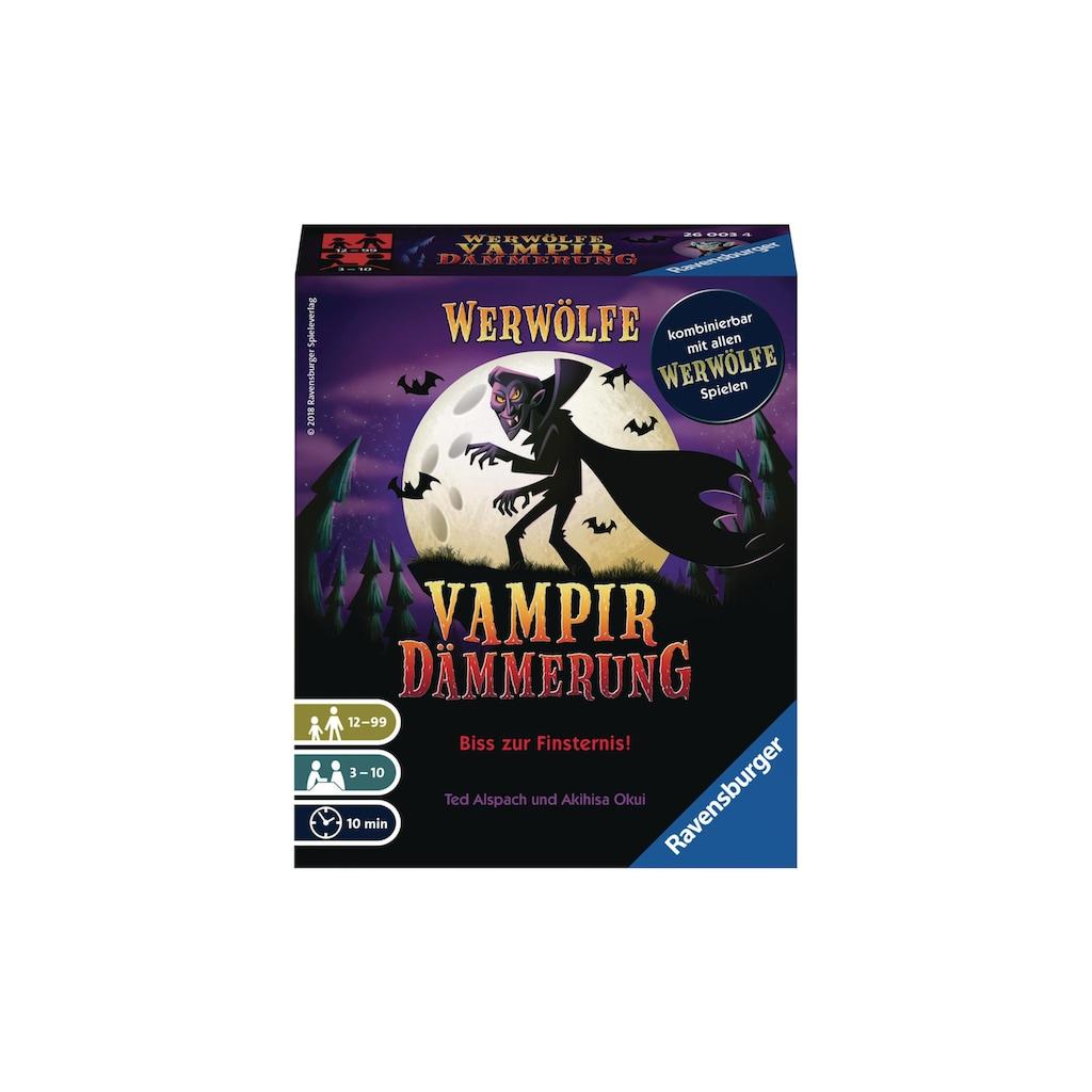 Ravensburger Spiel »Werwölfe Vampirdämmerung«