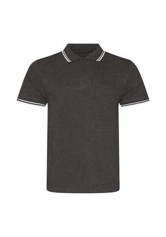 AWDIS Poloshirt »Herren Stretch Tipped Pique Polo Shirt« kaufen