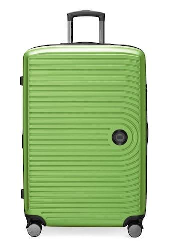 "Hauptstadtkoffer Hartschalen - Trolley ""Mitte, 77 cm, apfelgrün"", 4 Rollen kaufen"