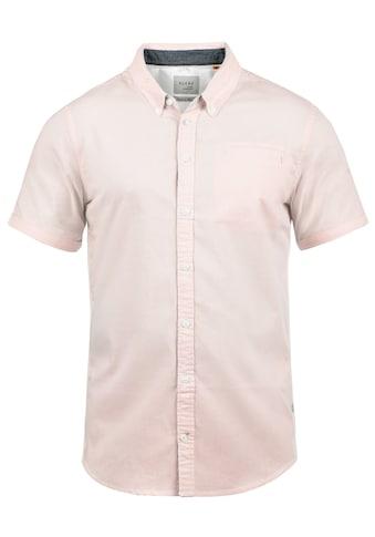 Blend Kurzarmhemd »Fillus«, Hemd mit Brusttasche kaufen