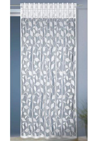 Fadenvorhang, »Kiel«, WILLKOMMEN ZUHAUSE by ALBANI GROUP, Stangendurchzug 1 Stück kaufen