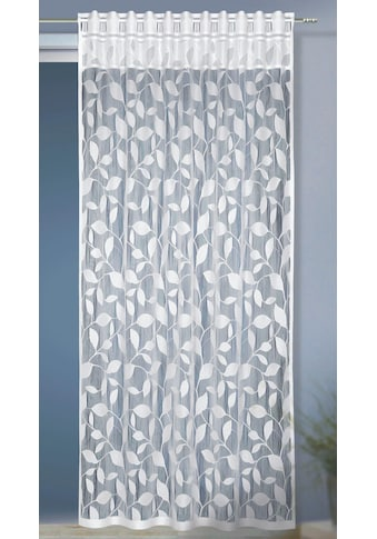 WILLKOMMEN ZUHAUSE by ALBANI GROUP Fadenvorhang »Kiel«, HxB: 235x140, Fadenstore kaufen