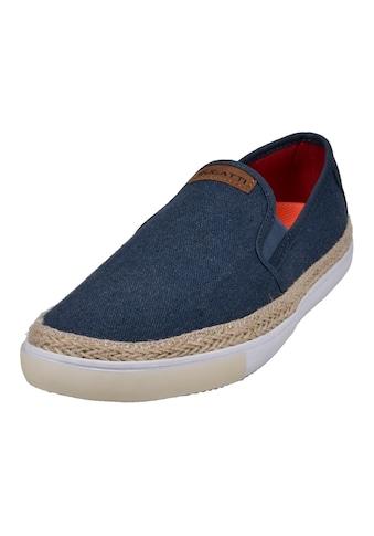 bugatti Slip-On Sneaker »Alfa«, mit Stretcheinsatz kaufen