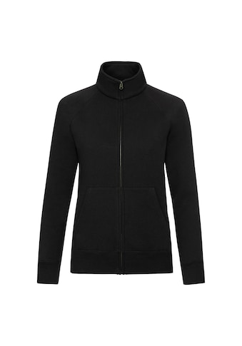 Fruit of the Loom Fleecejacke »Damen Lady-Fit Fleece-Sweatshirt-Jacke« kaufen