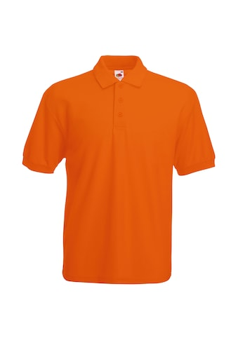 Fruit of the Loom Poloshirt »65/35 Herren Piqué Polo - Shirt, Kurzarm« kaufen