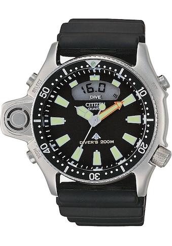 Citizen Taucheruhr »Promaster Marine Aqualand, JP2000-08E« kaufen