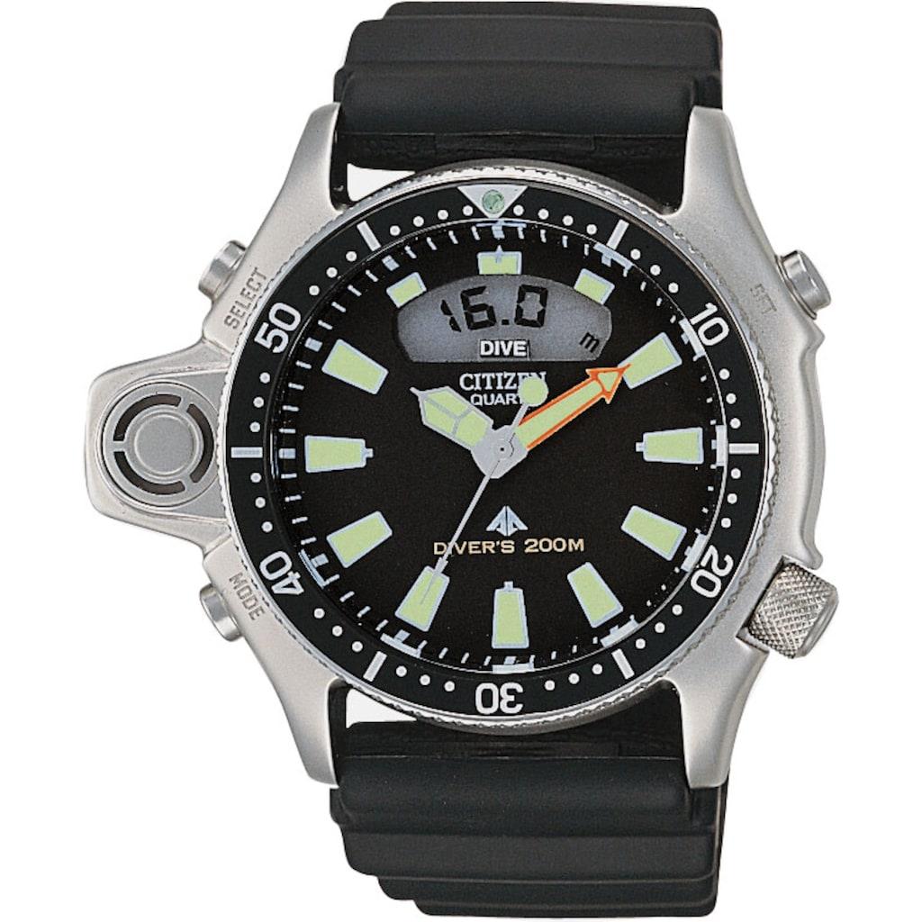 Citizen Taucheruhr »Promaster Marine Aqualand, JP2000-08E«