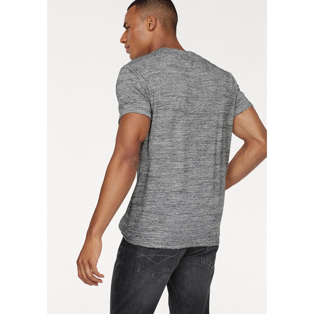 Bruno Banani T-Shirt, mit Brusttasche