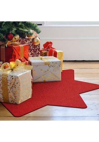 Wall-Art Tischdecke »Weihnachtsbaumdecke Stern« kaufen