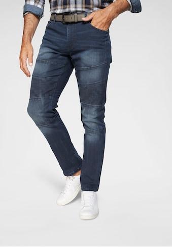 Arizona 5-Pocket-Jeans, mit Abnähern kaufen