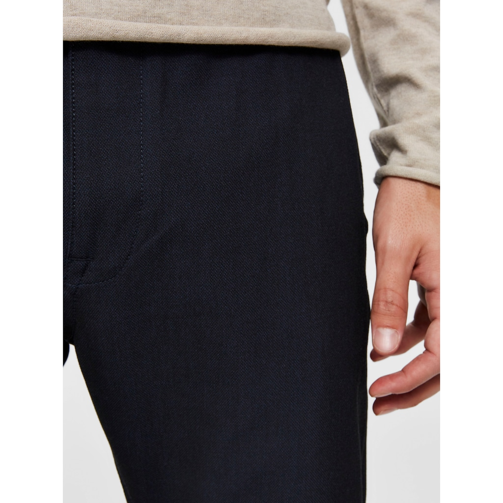 SELECTED HOMME Chinohose »SLIM-STORM FLEX SMART PANTS«