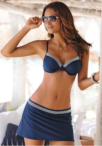 LASCANA Bade-Rock »Emilia«, mit integrierter Bikinihose kaufen