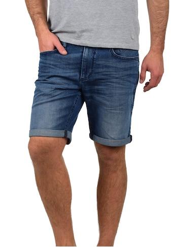Blend Jeansshorts »Grilitsch«, kurze Hose mit leichten Destroyed-Effekten kaufen