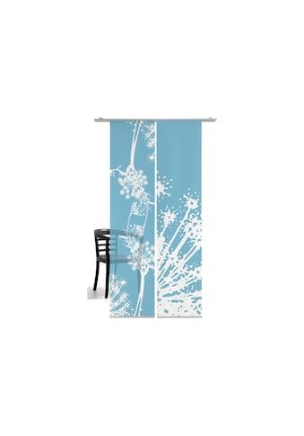 emotion textiles Schiebegardine »Fenchel«, HxB: 260x60, mit Befestigungszubehör kaufen