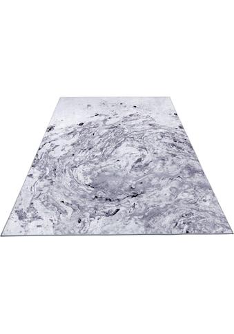 Guido Maria Kretschmer Home&Living Teppich »marble«, rechteckig, 6 mm Höhe,... kaufen