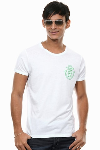 MCL T-Shirt Rundhals slim fit