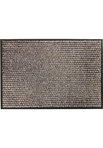 SCHÖNER WOHNEN-Kollektion Fussmatte »Miami 002 WM«, rechteckig, 7 mm Höhe,... kaufen
