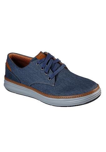 Skechers Sneaker »MORENO«, mit Goga Mat Ausstattung kaufen