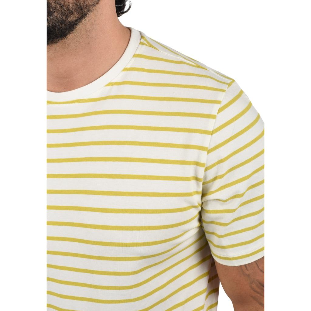 Casual Friday Rundhalsshirt »20503219«, T-Shirt mit Muster