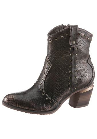 Mustang Shoes Cowboy Stiefelette kaufen