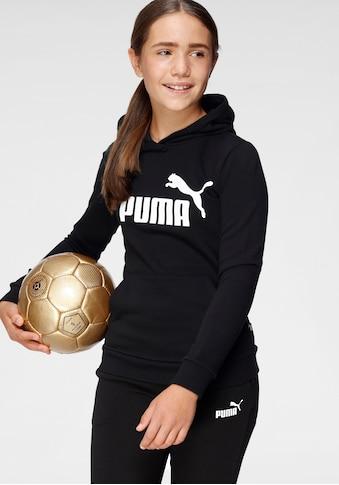 PUMA Kapuzensweatshirt »ESS Logo Hoodie TR G« kaufen