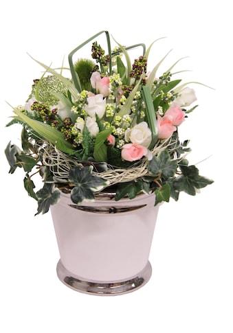 Kunstpflanze »Mini Röschen« (1 Stück) kaufen